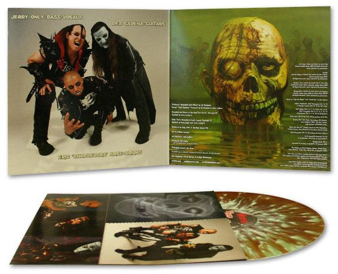 Devils Rain LP Spread