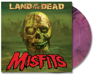 Translucent Purple Vinyl with Black Streaks (2016)