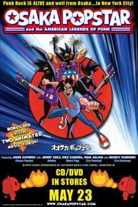 "Osaka Popstar 24"" x 36"" Promo Poster (2006)"
