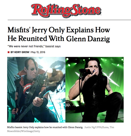 Rolling Stone June 2016