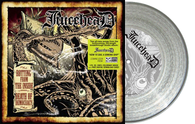 JuiceheaD 7-Inch 2nd Pressing