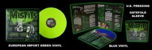 Misfits Project 1950 Vinyl (2003)