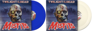Ltd Ed Translucent Blue Vinyl & Online Exclusive Glow-in-the-Dark Vinyl (2011)