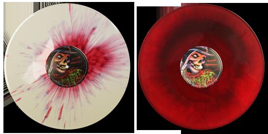 Friday the 13th Vinyl (2016)