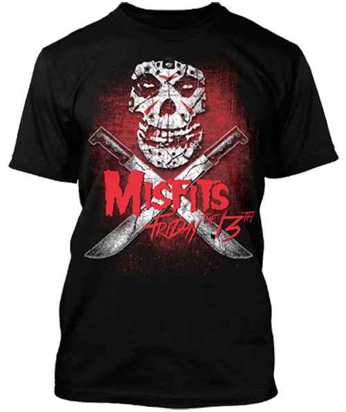 Misfits Friday the 13th T-Shirt
