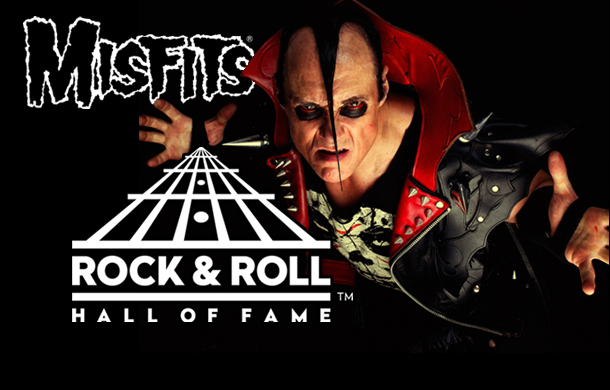 THE ROCK & ROLL HALL OF FAME UNVEILS MISFITS' JERRY ONLY'S BASS AND VEST!