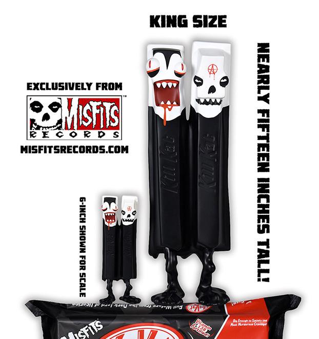 King Size Misfits X Kill Kat